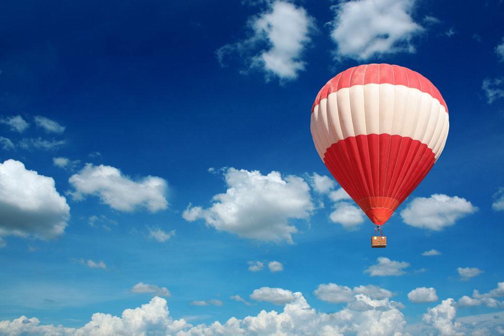 载人热气球