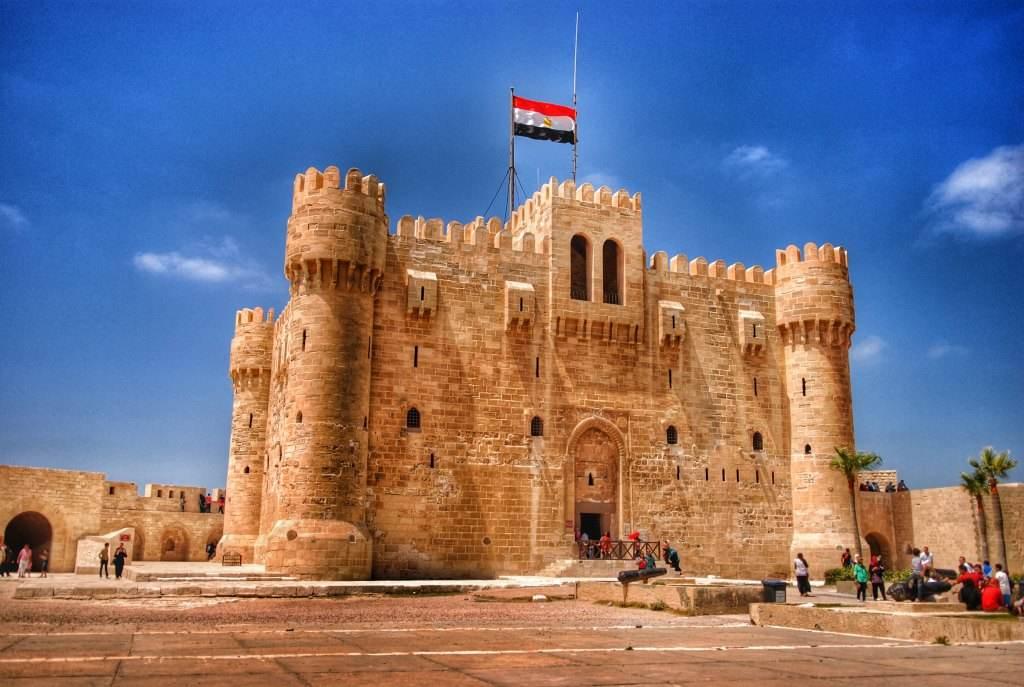 埃及双海游